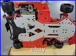 New R/C 1/5 Kyosho Birel R31-SE ReadySet Nitro Racing Go-Kart GZ-15 Engine Power