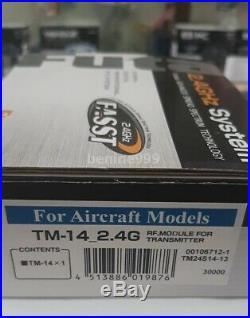 New rc electronics 2.4ghz fasst asia/oceania futaba tm-14 rf transmitter module