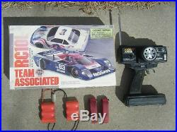 Nice Team Associated RC10L Graphite Pan Car ARTR withBox Futaba Andy's RC10