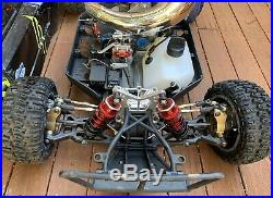 OBR 46cc Engine For Losi 5ive T Baja 5b 5t Kraken Vekta Futaba 4pk Hitec
