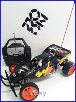 Original Used TAMIYA Super HORNET 1/10 2WD OFF ROAD BUGGY Futaba radio sys OZRC