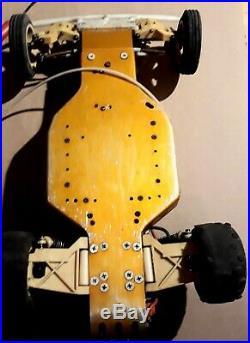 RC10 Team Associated Gold Pan ORIGINAL Futaba Remote Fast Charger Edinger Model