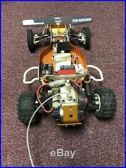 RC10 Team Associated Remote Control Car With Futaba Controller