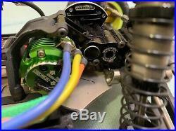 RTR TLR 22 3.0 SR Race Ready! FUTABA 3PV Hobbywing ESC Exotek LCG Narrow Gears