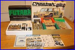 Rare Unopened Lamborghini Cheetah Tamiya 112 Scale + Futaba Ripmax Rc System