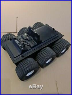 Rarität robbe Rodeo 6x6 komplett RTR incl. Futaba F-14 Sender kein Crawler TRX-4