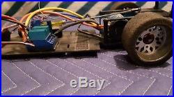 Rc Radio Control Dragster Funny Car Vector X11 Brushless Futaba R603ff