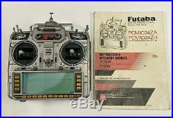 Really Nice Futaba 9Z 9ZAP 72mhz RC Remote Control Airplane Transmitter