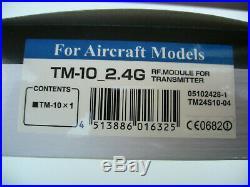 Robbe F1960 Futaba HF-Modul TM-10 2,4GHz Fasst