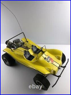SAFARI BUGGY GTX 1/8 Scale Model Yellow from JAPAN Futuba Industries