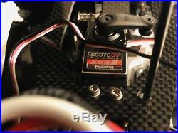 Serpent 977e EVO2 Futaba 4PX WithExtras