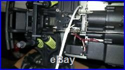Smartech magic wheel rc 1/8 nitro truck radio controlled Futaba remote