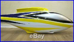 Sportrumpf Regency 800 F3C fuselage rumpf t-rex sylphide e12 quest jr futaba