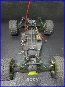 TEAM ASSOCIATED RC10 T3 RC TRUCK BUGGY with remote Futaba, full working RTR