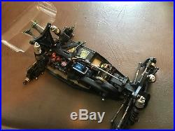 TLR 22-4 2.0 RTR (REDS, BK, SNAP ATTACK, FUTABA) 4wd buggy, turn key