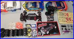 TOP Racing Photon 4wd Touring Car, Futaba T3PK with2.4 module & receiver, Bodies
