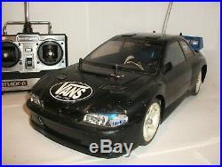 Tamiya 1/10 4wd TL01 Subaru Impreza + Futaba Radio