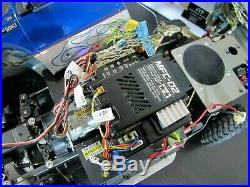 Tamiya 1/10 Ford F350 High Lift Truck+ MFC-02 LED Light Sound Unit +Futaba Servo