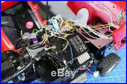 Tamiya 1/10 RC Ford F350 High Lift+ MFC-02 LED light sound unit +Futaba +Battery