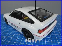 Tamiya 1/10 RC M06 Chassis With Honda CRX Body Castle Brushless Motor ESC Futaba