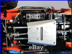 Tamiya 1/10 RC Toyota Hilux High Lift + Futaba +MFC-02 light sound unit + Extra