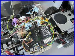 Tamiya 1/10 R/C Ford F350 High Lift+ MFC-02 light sound unit + Futaba + Upgrade