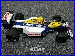 Tamiya 1/10 R/C Labatt's Camel Renault Canon F1 car Futaba ESC HPI 2.4GHz F103