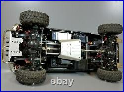 Tamiya 1/10 R/C Toyota Tundra High Lift Truck with LED light Futaba ESC Servo
