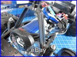 Tamiya 1/10 Toyota Bruiser Release +Futaba Servo+ ESC +Brushless System +Battery