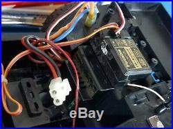 Tamiya 1/12 R/C Lunch Box Monster Van Servo Futaba ESC Hitec transmitter