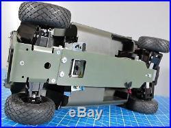 Tamiya 1/12 XR311 Combat Vehicle with Futaba Servo Flysky 2.4 ESC Battery LED RTR
