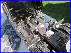 Tamiya 1/14 Knight Hauler Futaba + MFC-01 LED Sound Unit + 3 Frame Extension