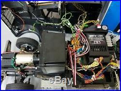 Tamiya 1/14 RC King Hauler Black Edition Semi + MFC-01 Sound Light Unit Futaba