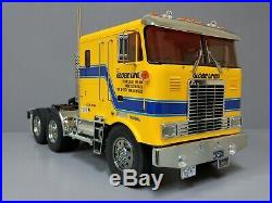Tamiya 1/14 R/C Globeliner Tractor Truck with Futaba Transmitter ESC TEU-104BK