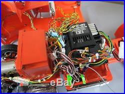 Tamiya 1/14 R/C Grand Hauler Semi Truck + Futaba 2.4GHz+ MFC-01 LED & Sound RTR