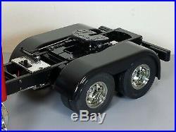 Tamiya 1/14 R/C King Grand Hauler + TEU104BK ESC +Futaba + Upgrade Bumper +Motor