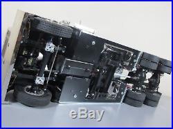 Tamiya 1/14 R/C Knight Hauler + Futaba + MFC-01 LED Sound Multi function Control
