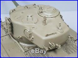 Tamiya 1/16 M26 Pershing Full Option DMD T-06 Unit Futaba 2.4ghz Remote Battery