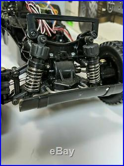 Tamiya M1025 1/12 R/C 4WD Hummer withBox, Futaba Control, Protech 6/7 Cell Charger
