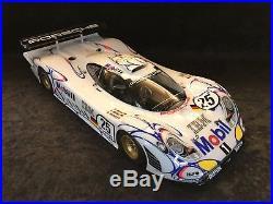 Tamiya Porsche 911 GT1 98 LM Winner Vintage 1/10 Futaba F1 (58230,53901)