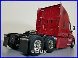 Tamiya R/C 1/14 Cascadia Freightliner Truck +MFC-01 Sound LED Unit +Futaba T4VWD