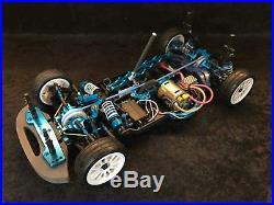 Tamiya TA05R IFS Chassis Hop-Ups Yokomo Futaba Keyence 1/10 RC (49418,49491)