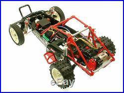 Tamiya Wild One 5850 (original) Pro Built Ballraced Lrp Esc & Futaba Servo