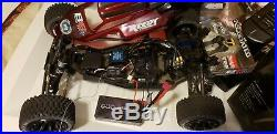 Team Associated B6 Club Racer with futaba receiver and two, two cell lipo