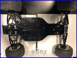 Team Associated RC10T Roller Fresh Complete Rebuild Unglued Tires Futaba Servo