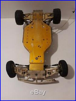 Team Associated RC10 Vintage With Futaba Magnum Jr. Complete