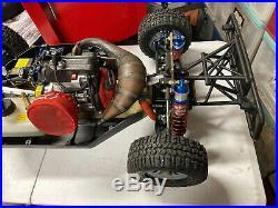 Team Losi 5ive T 5t 1/5 Scale Desert Gas Truck Bartolone Engine Futaba 4wd