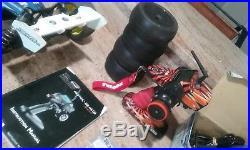 Tekno Et48.3 1/8 Truggy New Tekin Rx8 G3 Futaba 4pk Super All Included Rtr