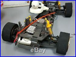 Tokyo Marui 1/10 RC Melling Thunderbird Coors High Performance Daytona Nascar
