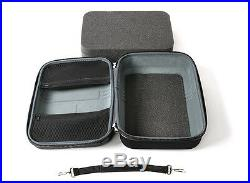 Transmitter & Goggle case bag for JR Spektrum Futaba DJI Turnigy Taranis Black